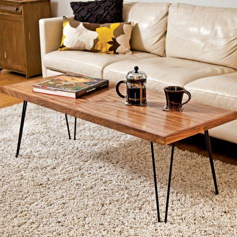 I Semble Hairpin Table Legs Hairpin Leg Coffee Table Coffee