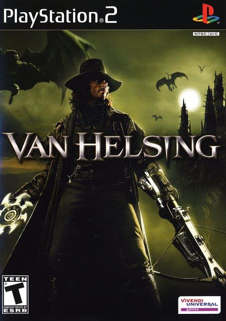 Van Helsing ps2 iso rom download | Gaming Wallpapers HD