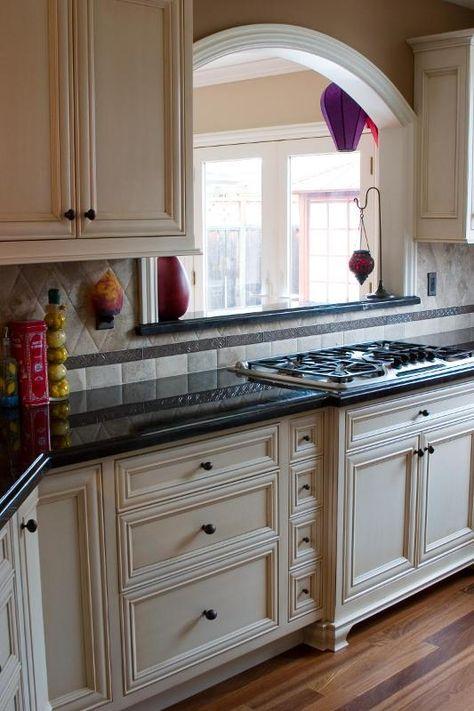 Pass through windows on pinterest traditional kitchens for Pass through kitchen ideas