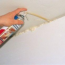 Comment Utiliser La Mousse Polyurethane Reparations De Maison