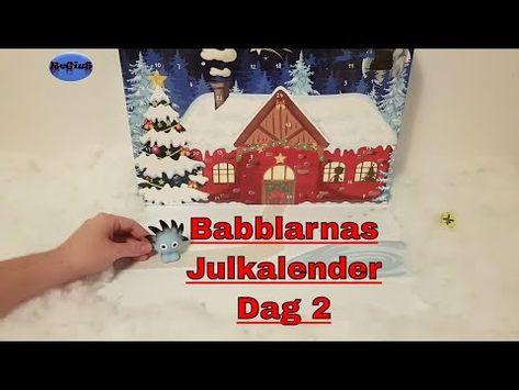 jul Babblarnas julkalender avsnitt...