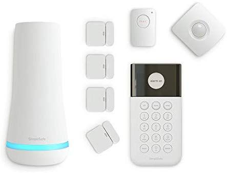Amazon Com Simplisafe Wireless Home Security System With Easy Diy Setup Complete Home Pr Wireless Home Security Systems Home Security Wireless Home Security