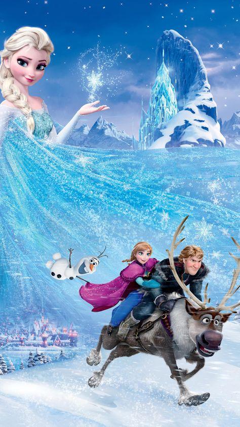 Frozen (2013) Phone Wallpaper   Moviemania