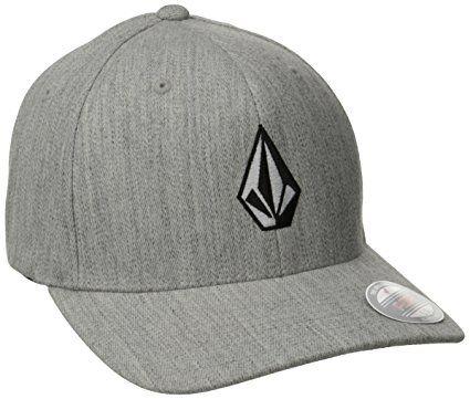 Volcom Mens Full Stone Flexfit Stretch Hat