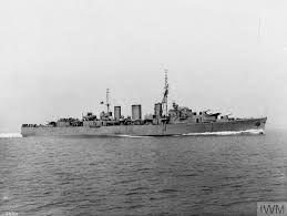 LIMITED EDITION ART 25 HMS ARIADNE