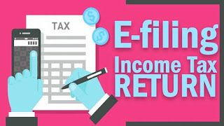 Abc Of Investment Filing Of Income Tax Return For Assesment Year