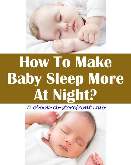 How Do I Get My 6 Week Old To Sleep In Her Crib
