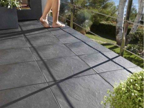Revêtement de terrasse  le choix du béton Patios, Pergolas and
