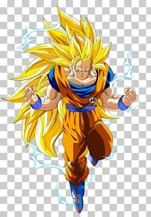 Dragon Ball Super Saiyan 3 Goku Ilustracion Dragon Ball Z Dokkan Batalla Goku Vegeta Gohan Super Saiya Dragon Bal Dragon Ball Super Dragon Ball Z Dragon Ball