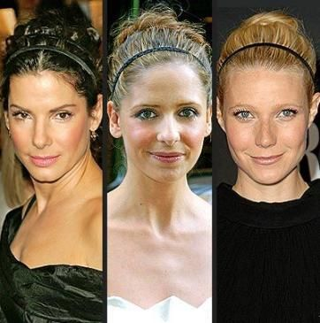 28 Trendy Hair Accessories Headbands Hairstyles Head Bands Headband Hairstyles Cute Headband Hairstyles Hair Styles