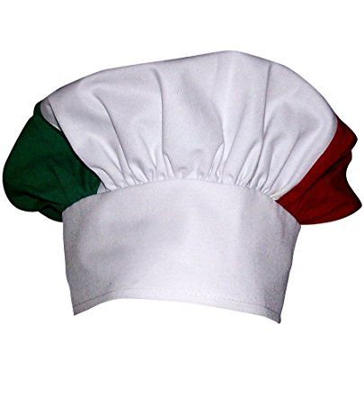 9feaa4859 Chefskin Italian Italy Design Mushroom Chef Hat Adjustable Review ...
