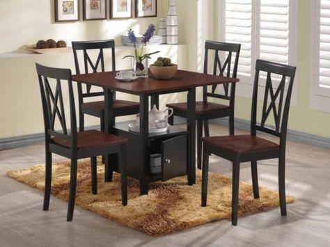 Chic Tall Kitchen Table With Storage Kitchen Table Ideas Kursi