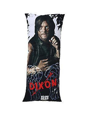The Walking Dead Daryl Body Pillow