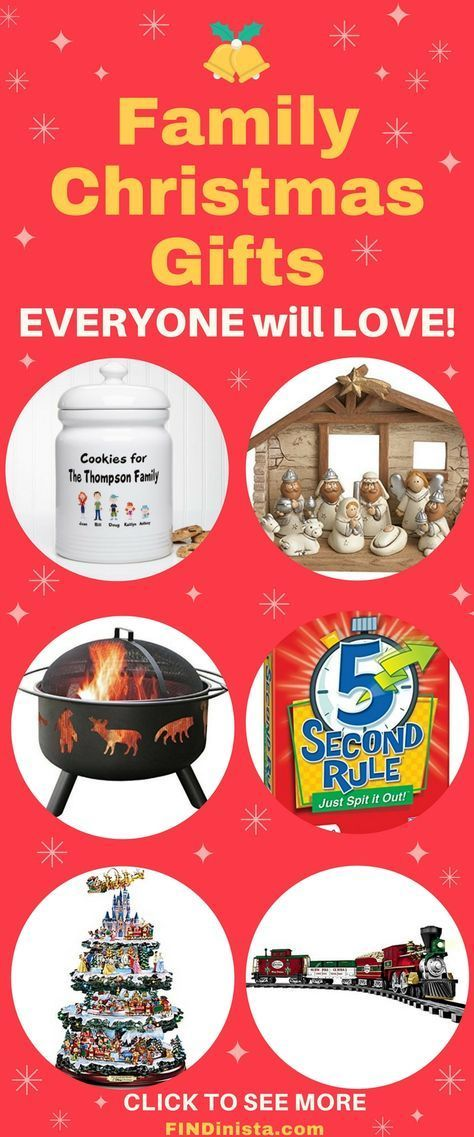 Best Family Gift Ideas for Christmas - Fun Gifts the Whole Family ...