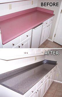 Delightful Cabinet And Countertop Refinishing U0026 Resurfacing With Permaglaze