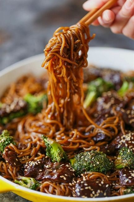 Foods To Eat To Help You With Memory Ramen Stir Fry Broccoli