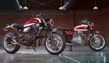 15 Yamaha Xsr700 Motomax Metz New Motorcycles Yamaha