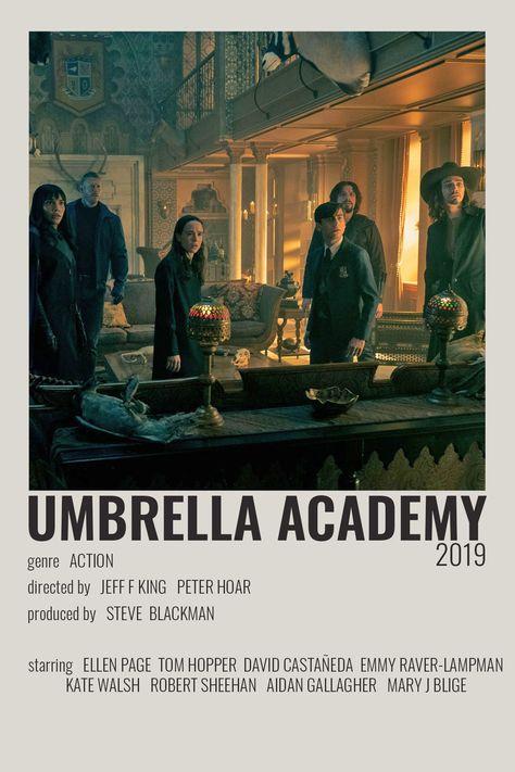 The Umbrella Academy by cari