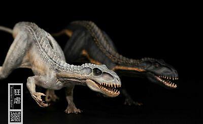 Jurassic World King Bereserker T-Rex Dinosaur Head Statue Model Toys In Stock