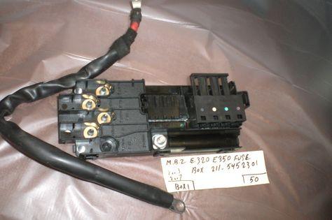 2002 Clk 320 Mercedes Fuse Box   Wire