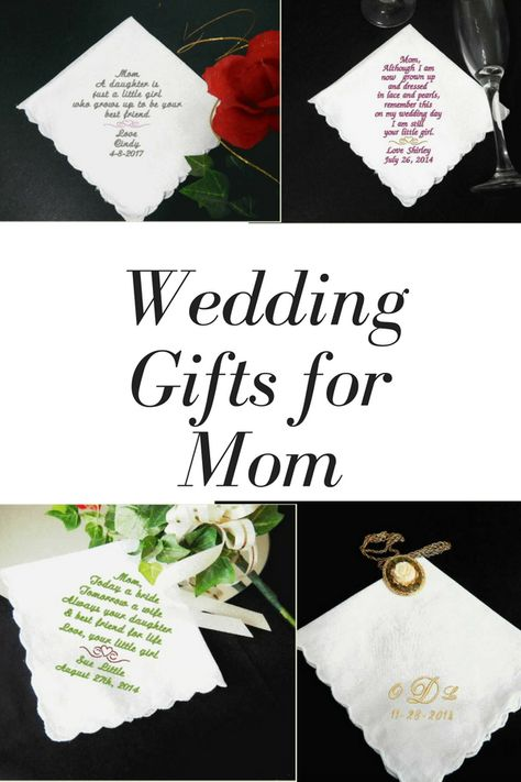 A Wonderful Gift For Mother Of The Bride Daughters Special Day