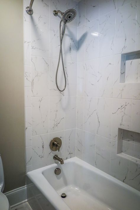 Upgrade options for your bathroom include: -Updated tub or shower ...