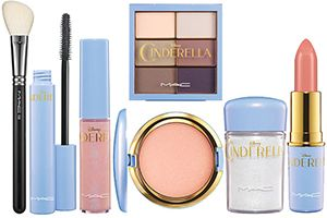 Exclusive: See the Entire M.A.C. x Cinderella Collection!