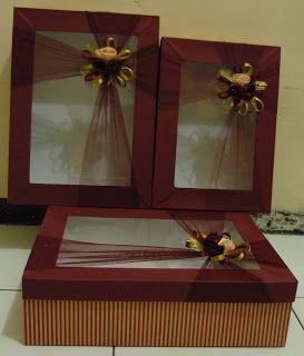 Menjual Souvenir Pernikahan Murah Wedding Gift Pack Wedding