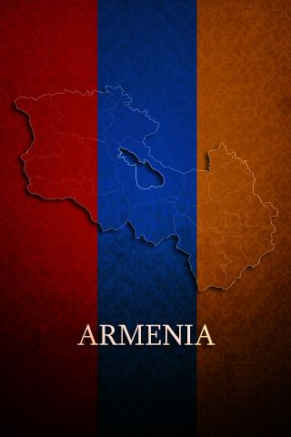 Armenian Iphone Wallpaper By Hyehd On Deviantart V 2020 G Flag Oboi Armeniya
