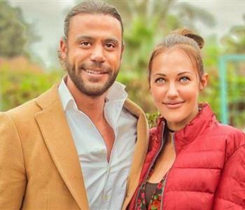 مريم أوزرلى عن محمد إمام قلبه نقي يشبه الملائكة Couple Photos Scenes Photo