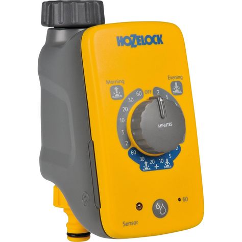 Programmateur A Piles Hozelock Sensor Multivoie Lever De Soleil Produits Produit