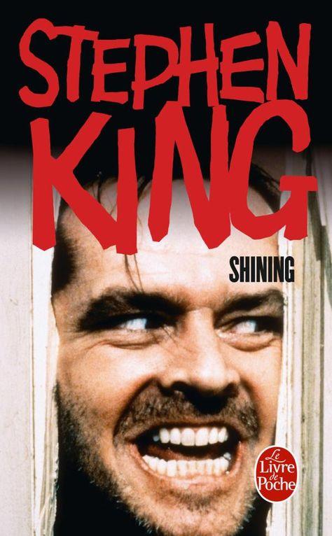 Shining Stephen King Livres De Stephen King Livre Et