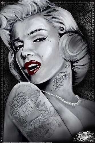 Marilyn Monroe Photo Poster//Rare Photo//17x22 inch//Black and White