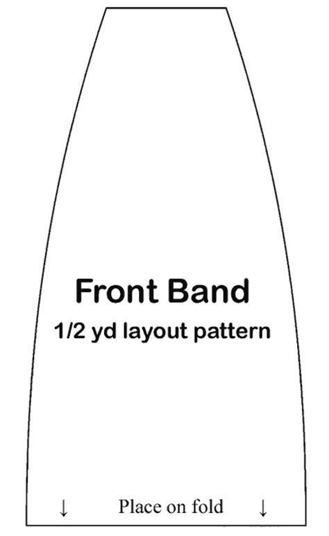 Image Result For Bouffant Surgical Scrub Hat Pattern Free With