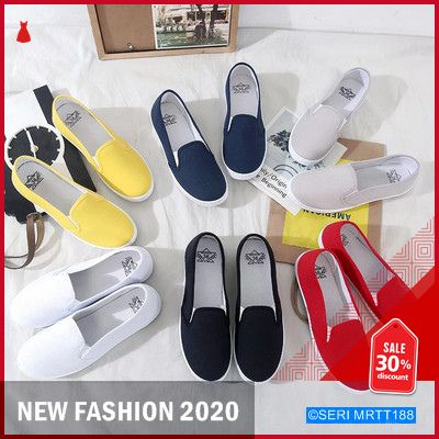 Mrtt188s132 Sepatu Slip On Wanita Us Keren In 2020 New Fashion