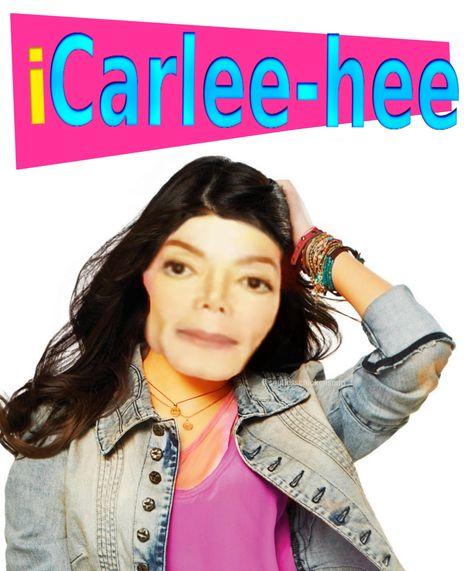 iCarlee-hee | Michael Jackson | Know Your Meme