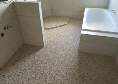 Badsanierung Mit Porenfuller Natursteine Wohnen Wohnbereich