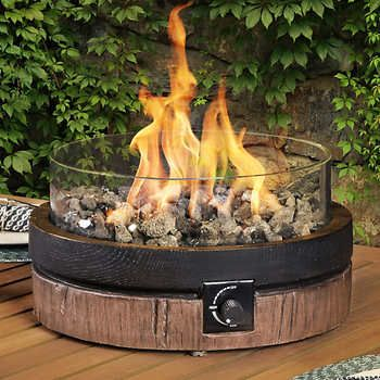 Northwoods Tabletop Firebowl Fire Bowls Tabletop Patio Heater Garden Fire Pit