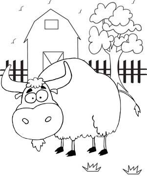 Pin By Cs Pengadaan On Yak Coloring Pages Cool Coloring Pages Coloring Pages Cartoon Coloring Pages