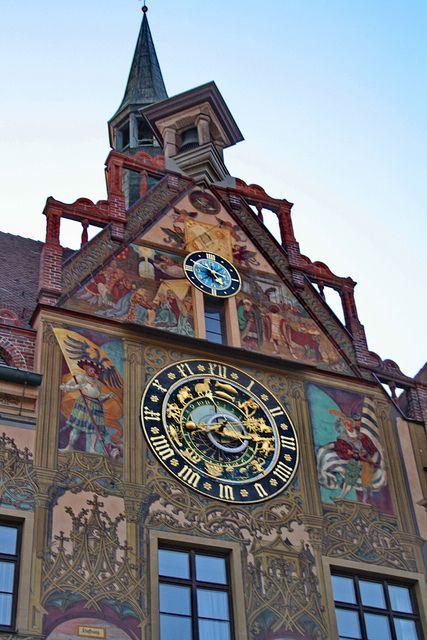 Astronomical Clock, Ulm, Germany