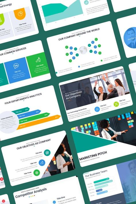 Free Modern And Creative Powerpoint Templates