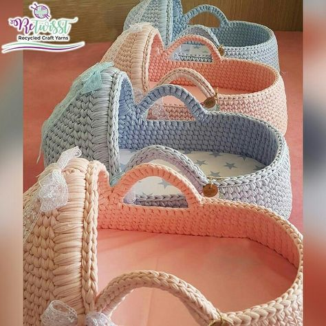 hobby A perfect baby basket with...