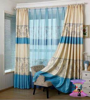 احدث كتالوج صور ستائر صالونات بتصميمات مودرن وكلاسيك 2020 Home Decor Curtains Decor