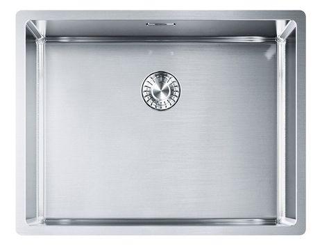 Franke Box Bxx 110 50 Edelstahl Spule Glatt Sink Single Bowl