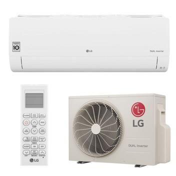 Ar Condi Split Lg Dual Inverter Voice 24000btus Frio 220v Magazine Onlineaproveite Ar Condicionado Split Lg Ventilacao Gas Refrigerante