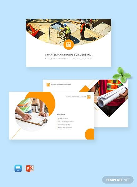 Instantly Download Construction Quality Control Presentation Template Sample Example In Microso Presentation Templates Presentation Inspirational Quotes God