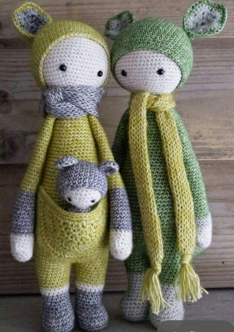 Ayıcık | Bichinhos de croche, Amigurumi de animais de crochê, Urso ... | 671x474