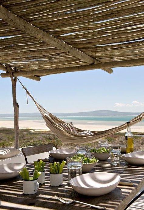 Coté Sud Casas De Playa Hamacas Y Casas De Playa