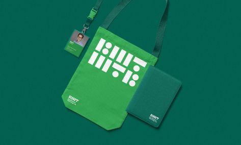 Corporate Branding for The Big Marketing Technology Lab - World Brand Design Society