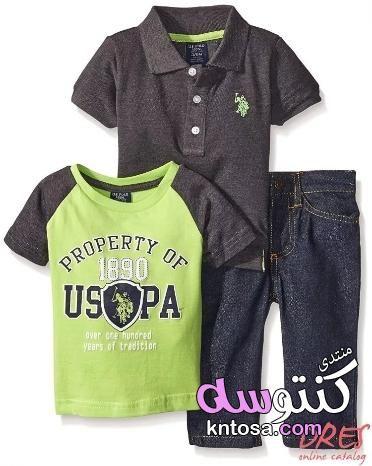 ملابس اولاد2019 ملابس اطفال اولاد للمناسبات احدث ملابس الاطفال الاولاد ملابس اولاد فخمة T Shirt And Jeans Boy S Clothing Colorful Shirts